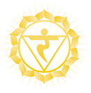 solar plexus chakra symbol